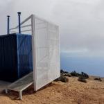 toilettes sèches export chili